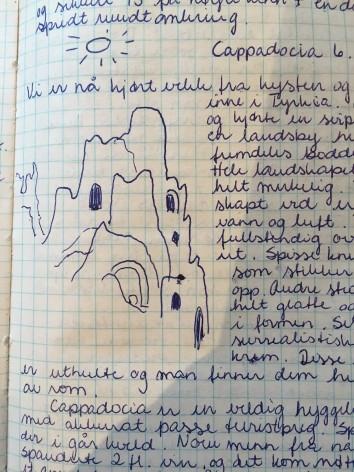cappadocia-tegning