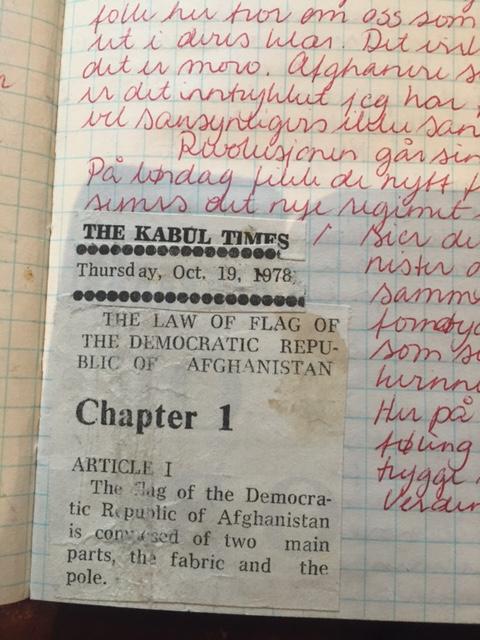 avisutklipp-fra-afghanistan